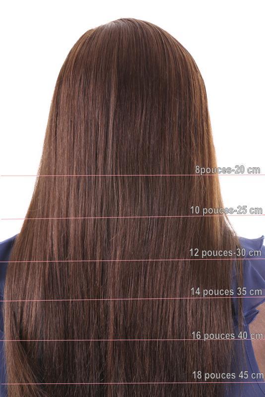 cheveux naturels longueur 18 coupes de cheveux et coiffures. Black Bedroom Furniture Sets. Home Design Ideas